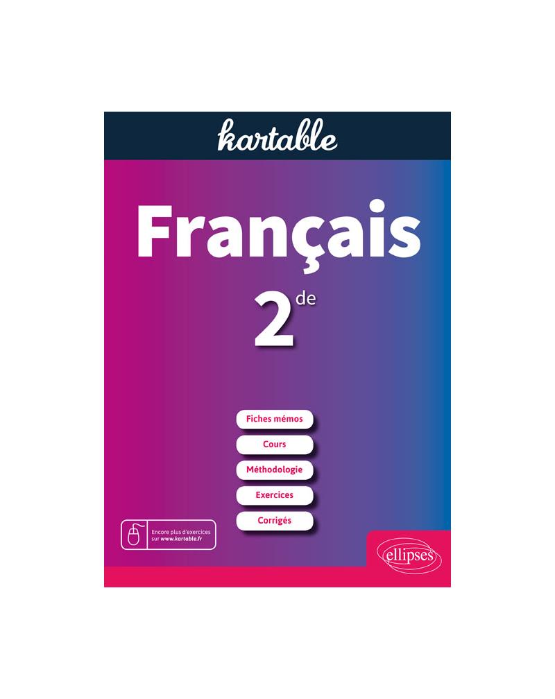Français. 2de