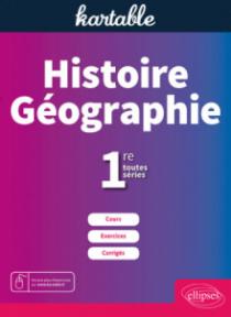 Histoire Géographie, 1re toutes séries (L, ES, S)