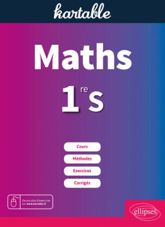 Maths. 1re S