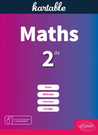 Maths. 2de