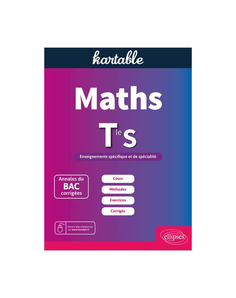 Maths. Tle S