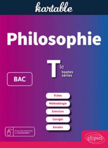 Philosophie. BAC et Terminale toutes séries