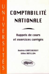 Comptabilité nationale - Rappels de cours et exercices corrigés
