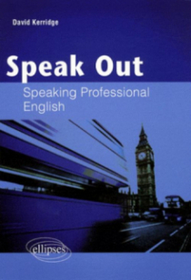 Speak out. Speaking professional English