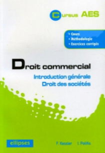 Droit commercial - Introduction générale - Droit des sociétés