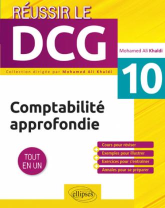 UE10 - Comptabilité approfondie UE10