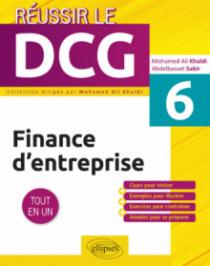UE6 - Finance d'entreprise UE6