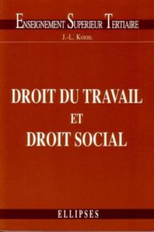 Droit de l'entreprise - Droit du travail et droit social