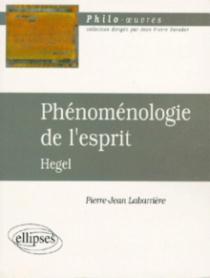 Hegel, Phénoménologie de l'esprit