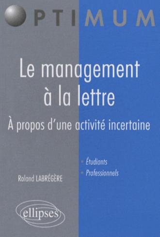 Le management à la lettre