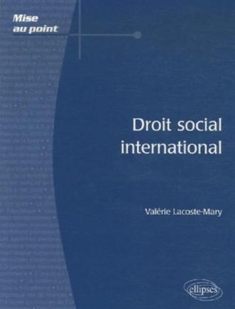 Droit social international