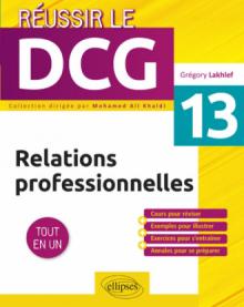 UE13 - Relations professionnelles UE13