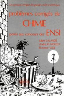Chimie ENSI 1978-1982