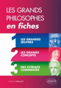 Les Grands Philosophes en fiches