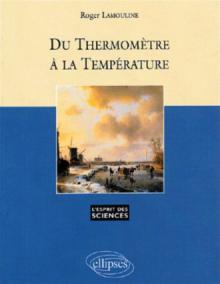 Du thermomètre à la température - n° 34