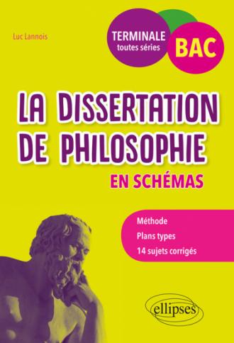 La dissertation de philosophie en schémas. BAC Terminale toutes séries