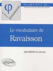 vocabulaire de Ravaisson (Le)