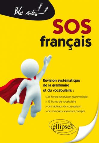 SOS français, Révision systématique de la grammaire et du vocabulaire