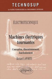 Machines électriques tournantes