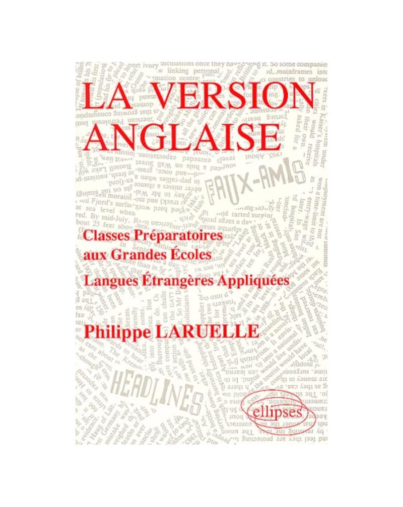 version anglaise (La)