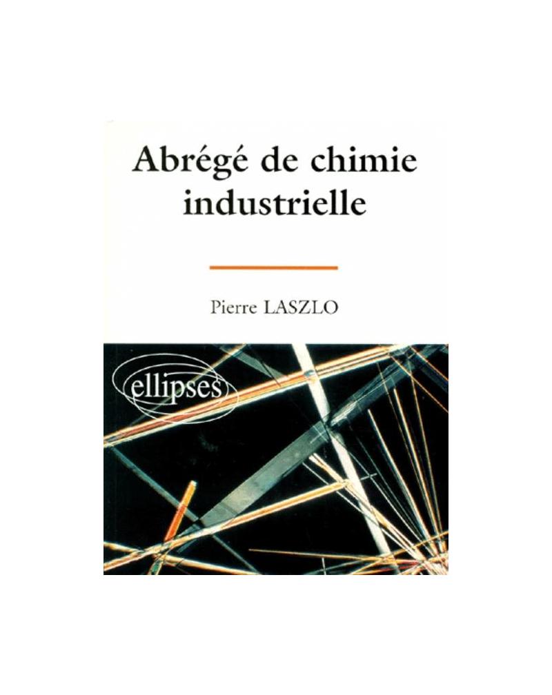 Abrégé de chimie industrielle