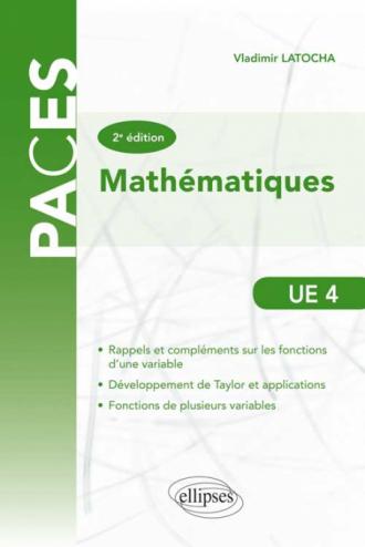 UE4 - Mathématiques - 2e édition