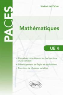 UE4 - Mathématiques en PACES