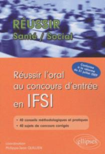 Réussir l'oral au concours d'entrée en IFSI