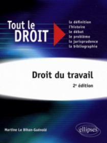 Droit du travail. 2e édition