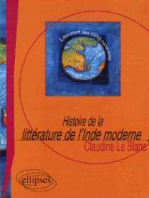 Histoire de la littérature de l'Inde moderne