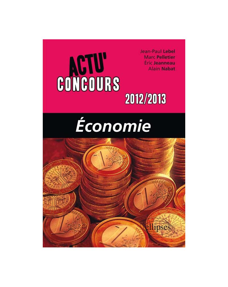 Economie - 2012-2013