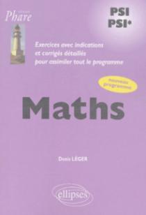 Mathématiques PSI-PSI*