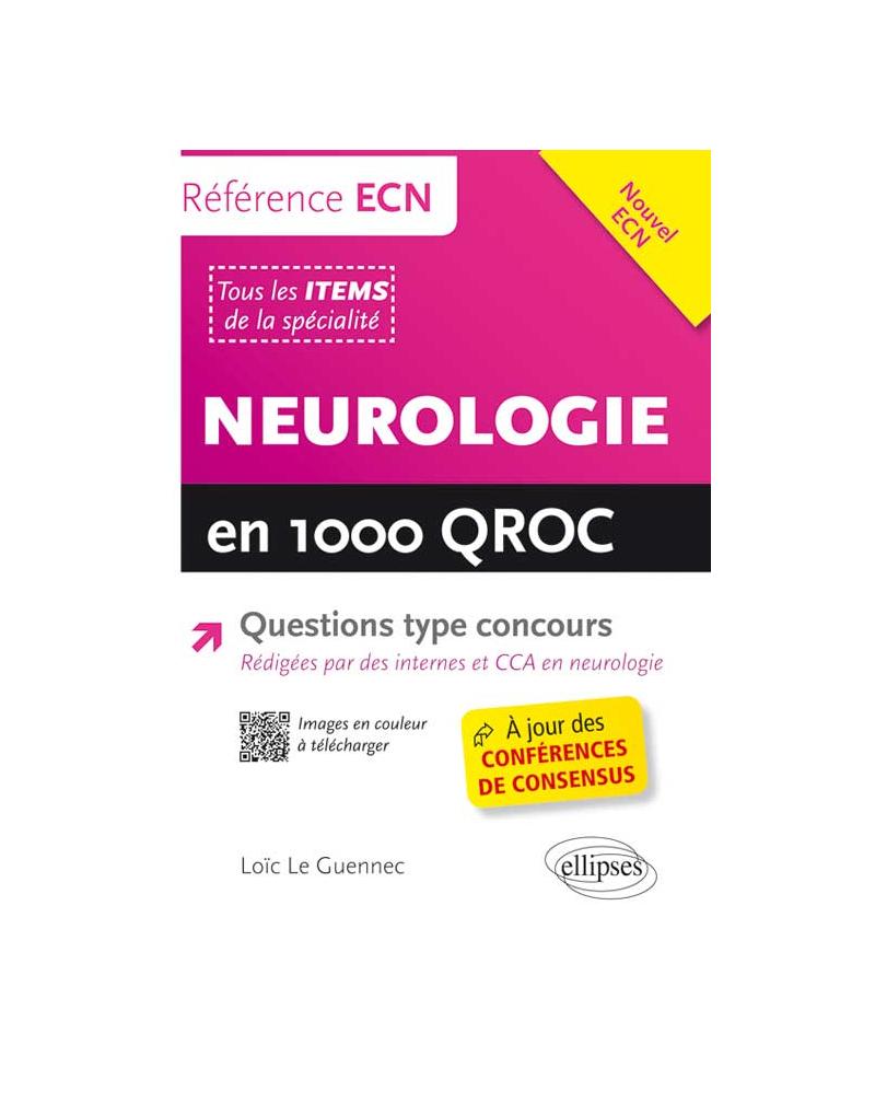 Neurologie en 1000 QROC