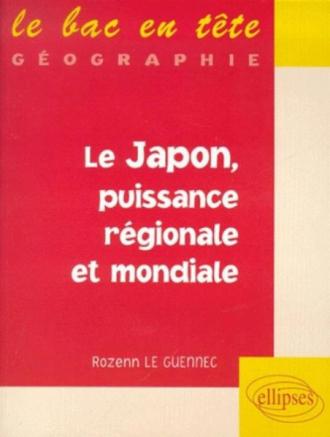 Le Japon, puissance régionale, puissance mondiale