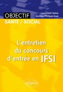 L'entretien du concours d'entrée en IFSI