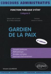 Gardien de la  paix - 4e édition