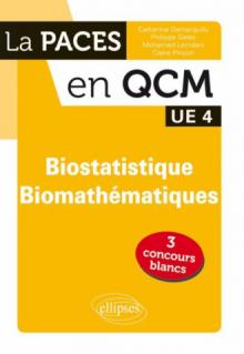 UE4 - Biostatistique - Biomathématiques