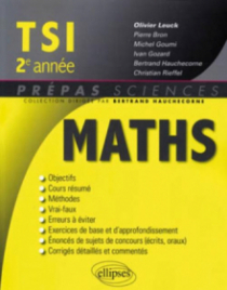 Mathématiques TSI-2