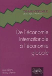 De l'économie internationale à l'économie globale