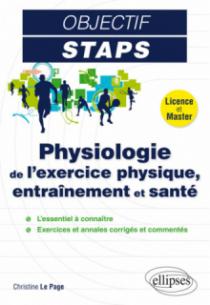 Physiologie de l'exercice physique, entraînement et santé