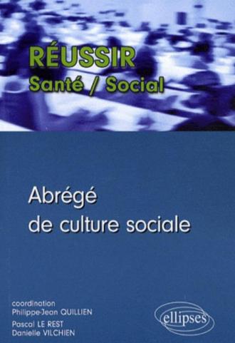 Abrégé de culture sociale