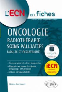 Oncologie - Radiothérapie - Soins palliatifs (Adulte et Pédiatrique)