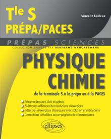 Physique-chimie de la Terminale S à la prépa ou à la PACES