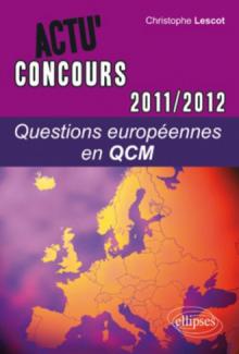 Questions européennes - 2011-2012 - en QCM