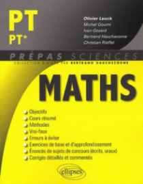 Mathématiques PT/PT*
