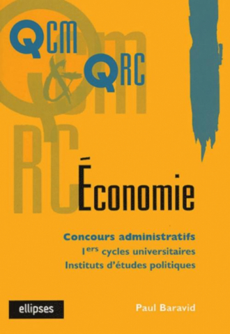 Economie en QCM et QRC