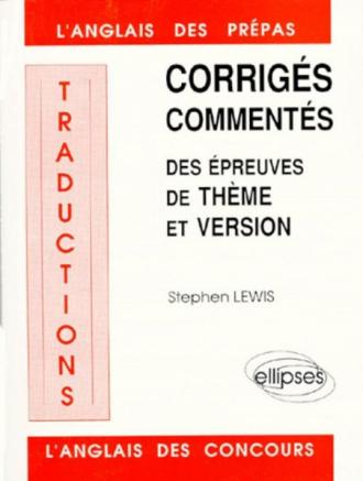 Traductions (thème et version) 84/88