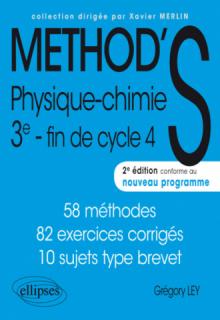 Physique-Chimie 3e - 2e édition conforme nouveau programme