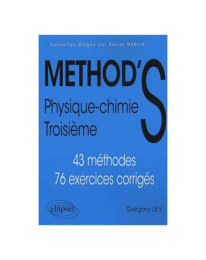 Physique-Chimie 3e