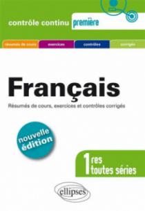Français Premières. Nouvelle édition